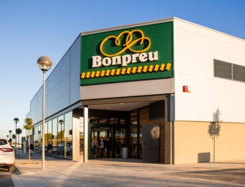 Nou centre comercial Bonpreu Esclat a Alcanar